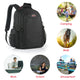 OUTXE  Insulated Cooler Backpack 20L Picnic Backpack for 14' Laptops