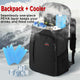 OUTXE  Insulated Cooler Backpack 25L Cooler Bag Lunch Backpack