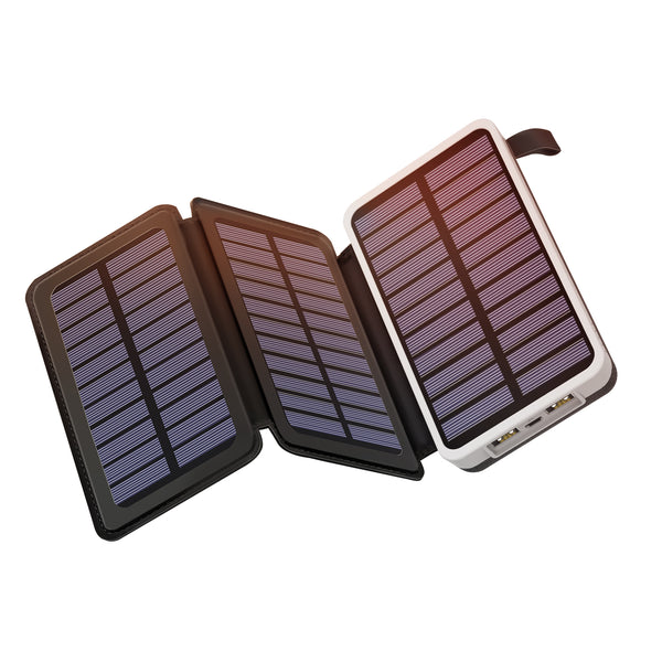 solar power bank backpacking