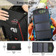 solar charger iphone backpack