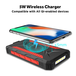 qi charger power bank