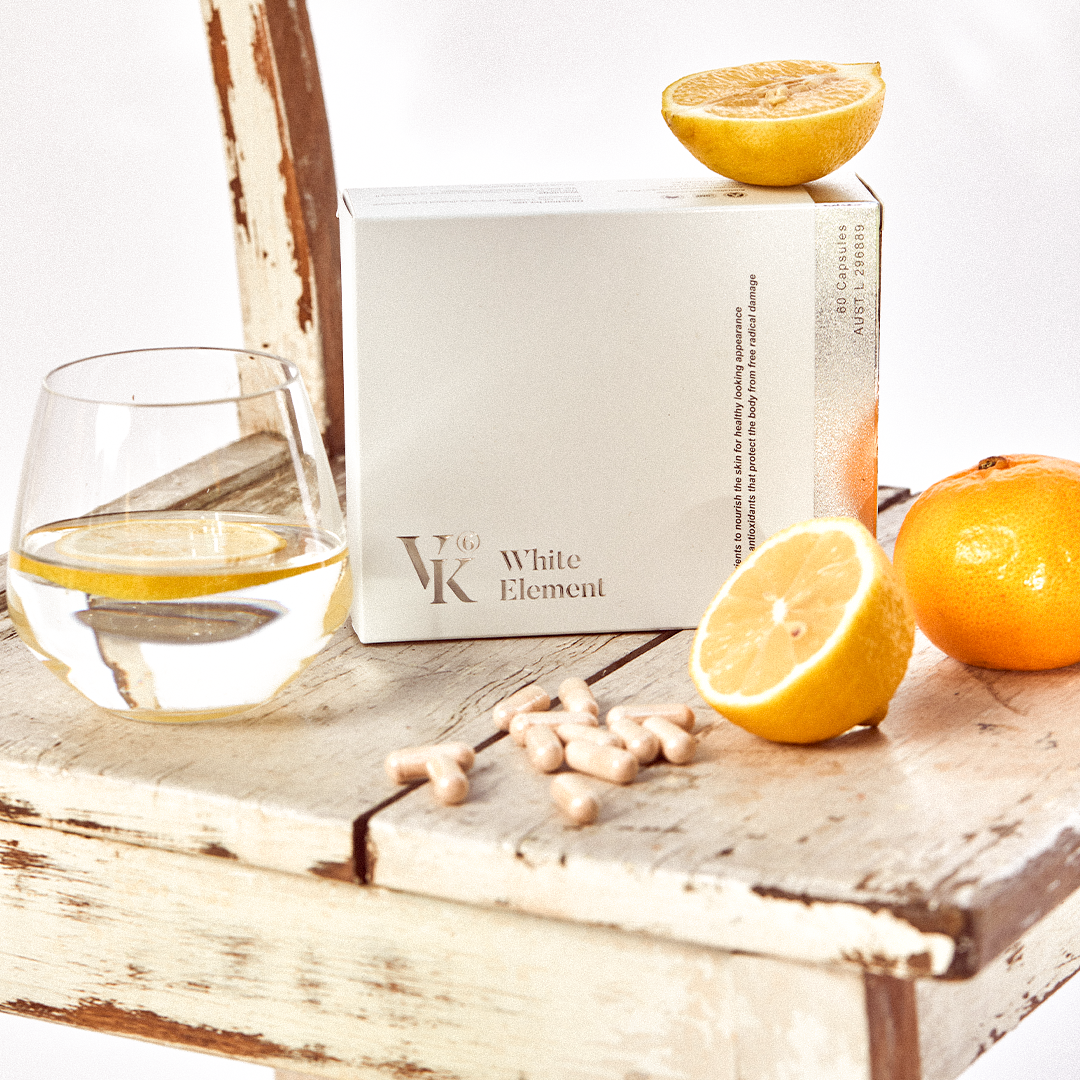 VK6 White Element Beauty-Boosting Supplement For Glowing Skin