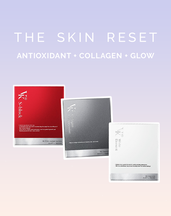 The Skin Reset