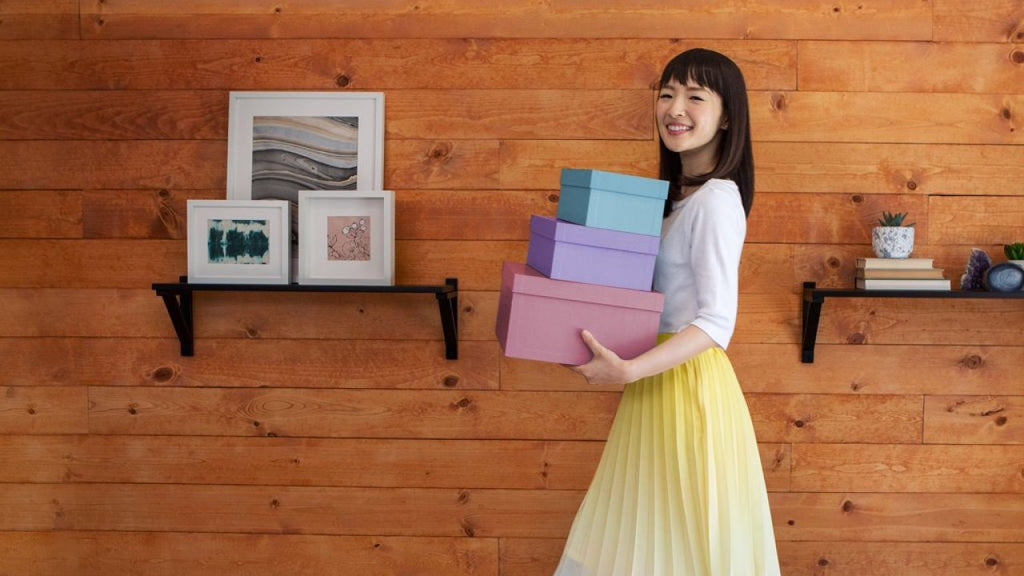Organisation Lessons & Tips From Marie Kondo