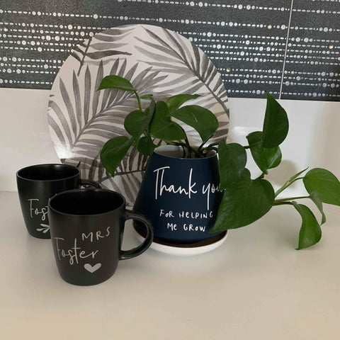Plant Label - Teacher Gift Idea