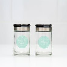 Spice Jar Label Packs - Daisy - Mint