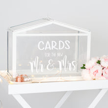 Wishing Well Decal - For the New Mr & Mrs