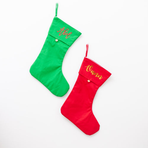 Buy Personalised Christmas Stockings