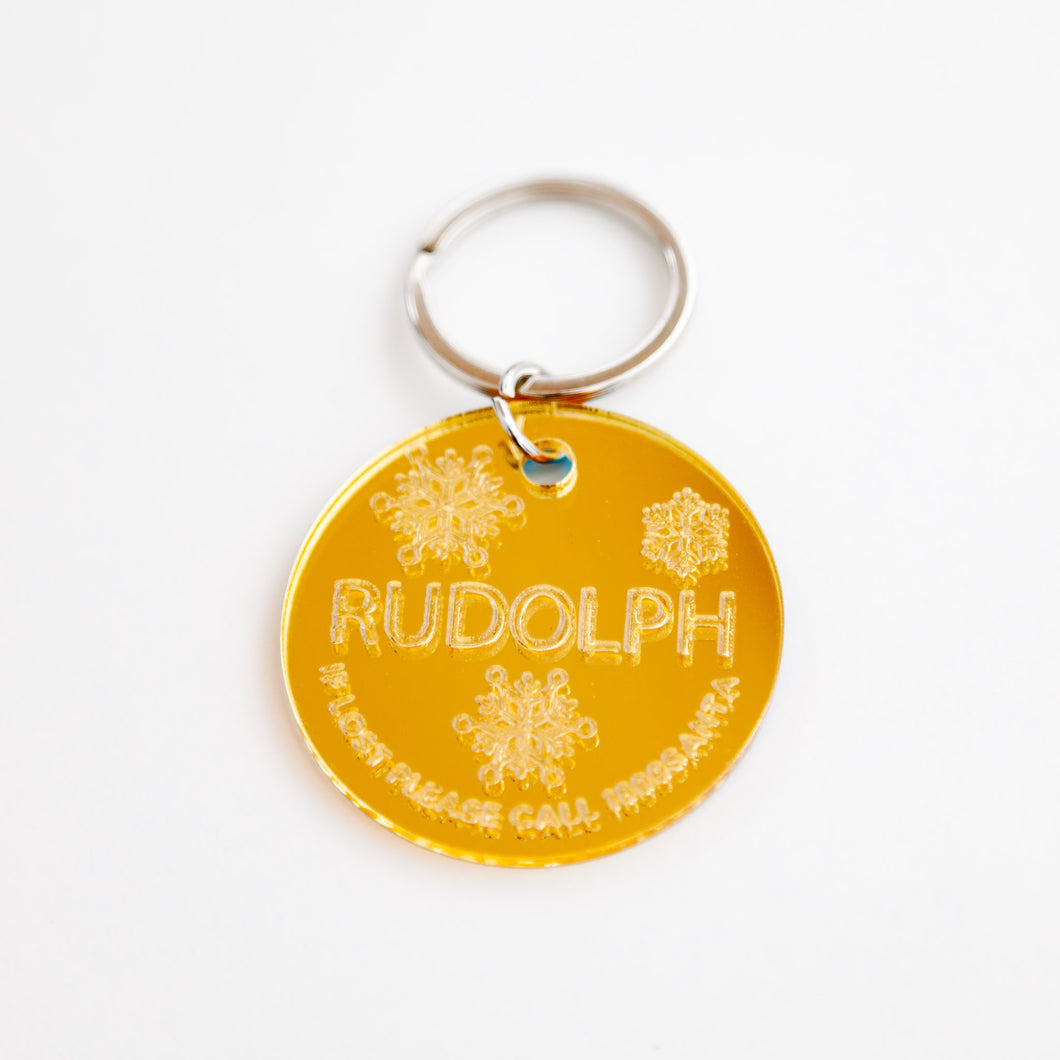 Rudolphs Lost Tag