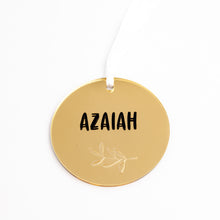 Personalised Christmas Tree Ornaments / Gift Tags / Bauble