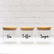 Autumn Tea, Coffee Sugar Labels