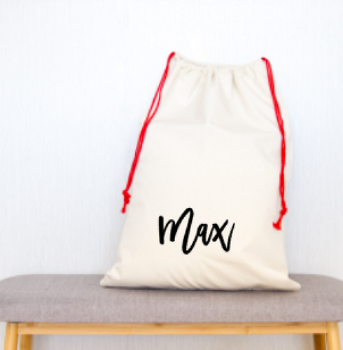 Personalised Santa Sack / Bag