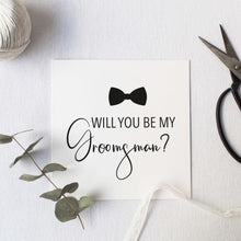 Will you by my Bridesmaid / Maid Of Honour Box Decal
