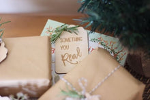 Something you Need, Want, Read & Wear Tags - Simplicity Gift Tags