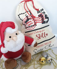 Personalised Santa Sacks - Pretty Little Designs