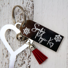 Santa Magic Key - More colour options