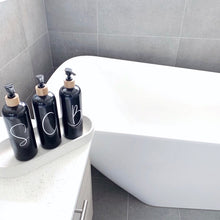 Initial Luxe Bathroom Bottle Range