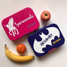 Lunch Box Labels Set - Pretty Little Designs