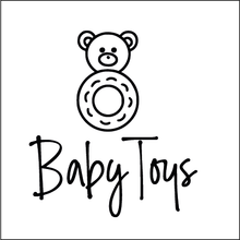 Bamboo Toy Storage Tags - Etched Images and Text