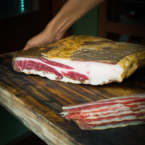 Smoked Beef Bacon (200g)
