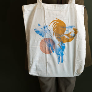 Local Parts Tote Bag