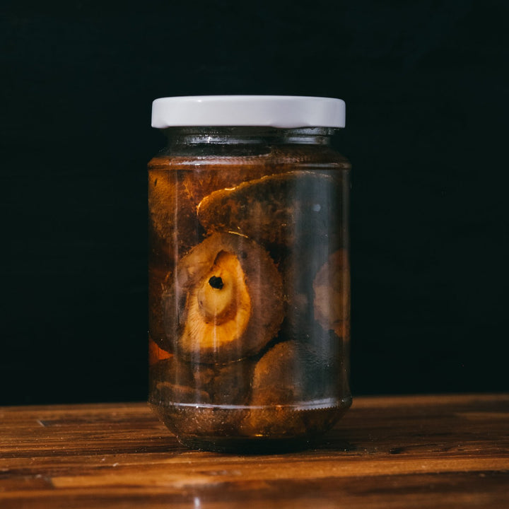 Marinated Mushrooms (350g)