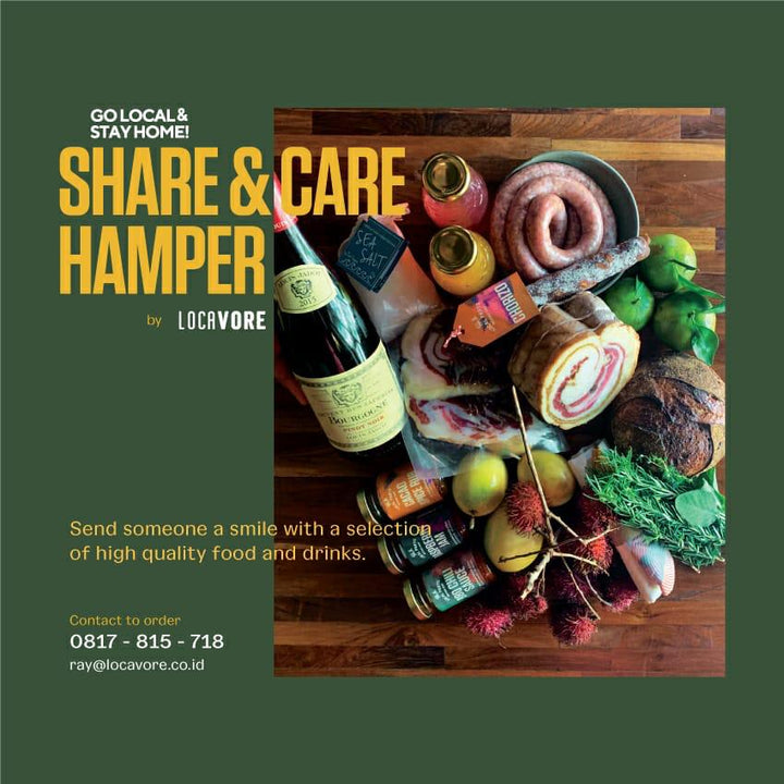 Share & Care Hamper - Very Generous