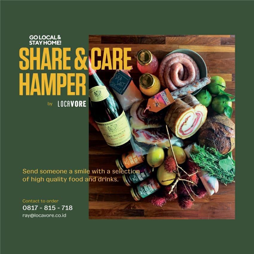 Share & Care Hamper - Really Generous
