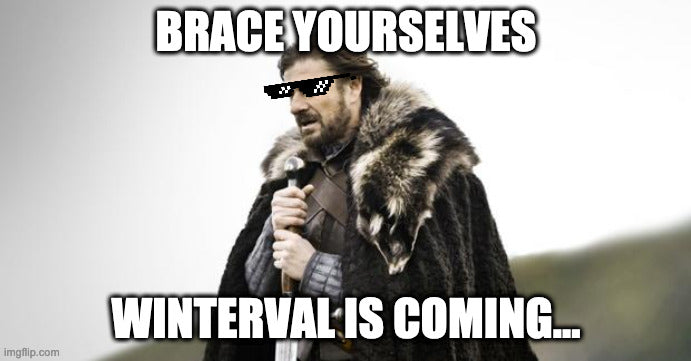 WINTERVAL IS COMING!