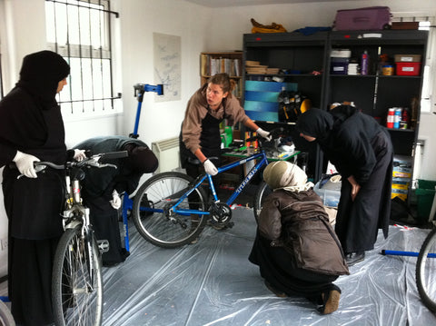 The Evolution Of Our Intro To Maintenance Class London Bike Kitchen
