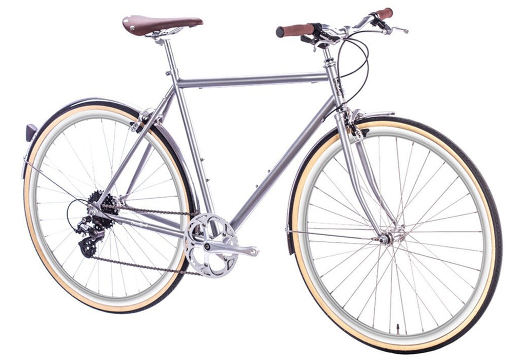 6KU Odyssey 8sp City Bike