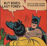 The Bike Whisperer - ONLINE CLASS - Friday 22 May 1pm