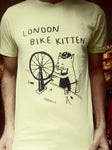 London Bike Kitten T-shirt