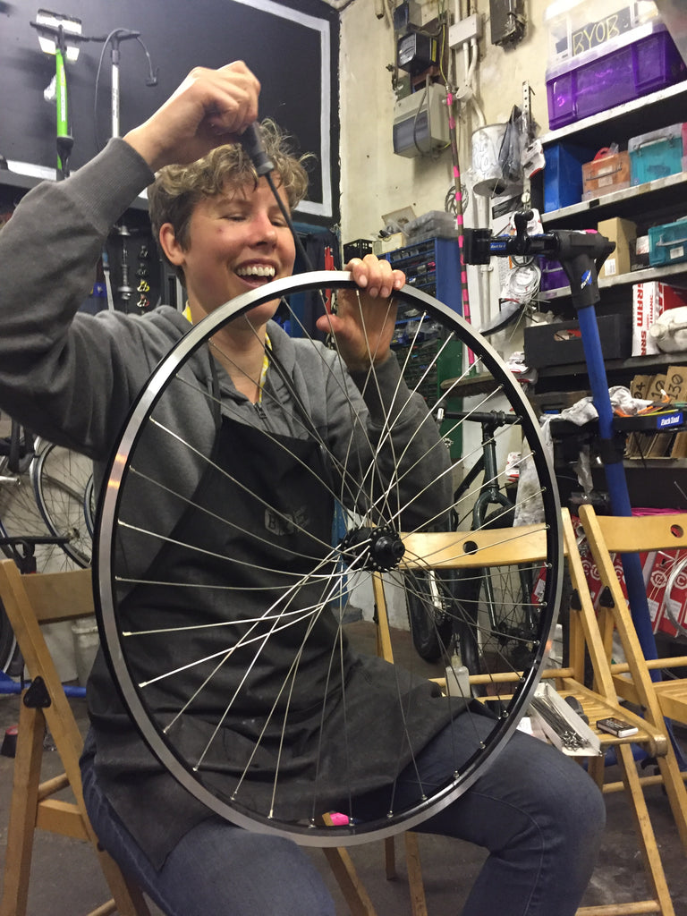 Wheel Building Part 1