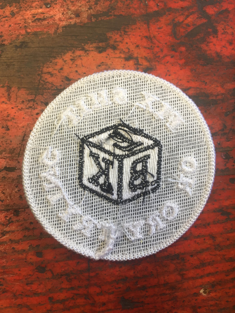 Fix Shit or Cry Trying - FUNDRAISER Patches