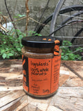 Subtle Couriers Peanut Butter - Organic, Homemade, Roasted