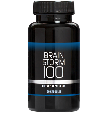 BrainStorm100 - 1 Month Supply