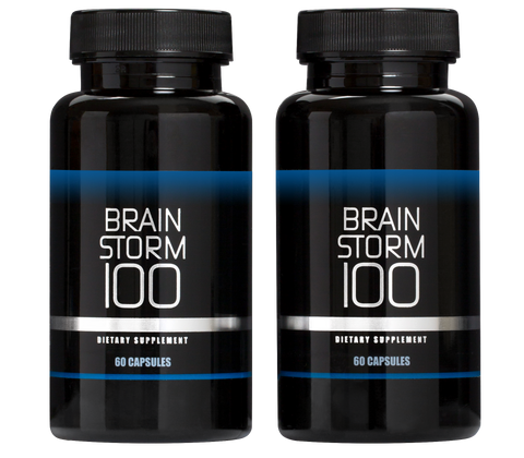 BrainStorm100 - 2 Month Supply