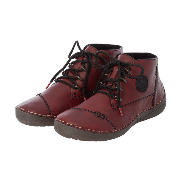 Ghete Rieker 52502-35 Red