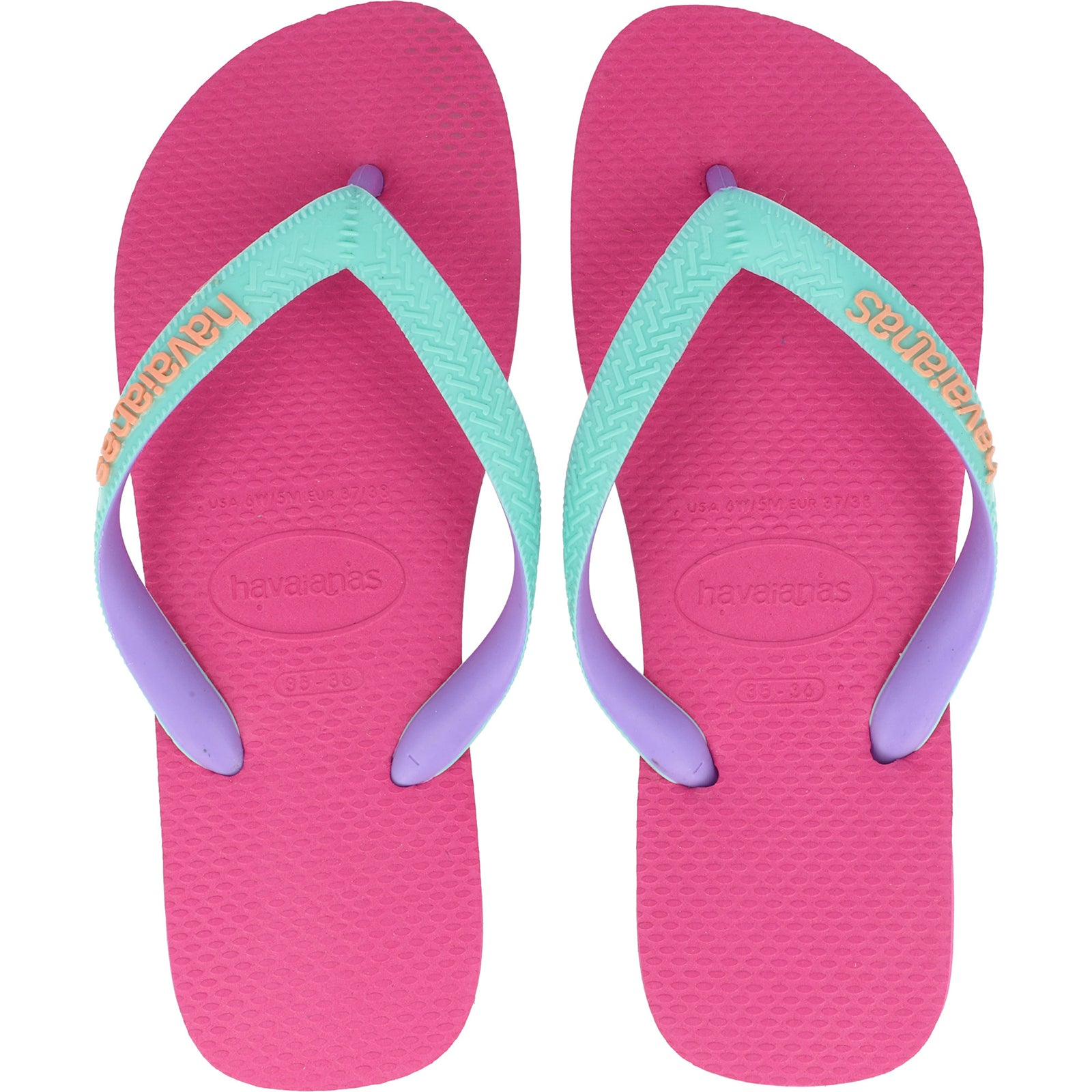 Papuci Havaianas Top Hollywood Rose