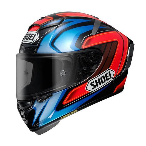 SHOEI X-SPIRIT III HS55 TC-1 REPLICA HELMET