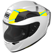 SHOEI X-SPIRIT III HELMET WHITE