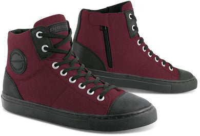 2020 DRIRIDER URBAN BOOT - WINE