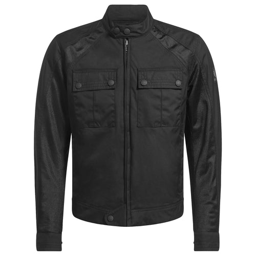 BELSTAFF TEMPLE BLOUSON JACKET - BLACK
