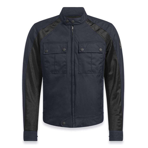 BELSTAFF TEMPLE BLOUSON JACKET - DARK NAVY
