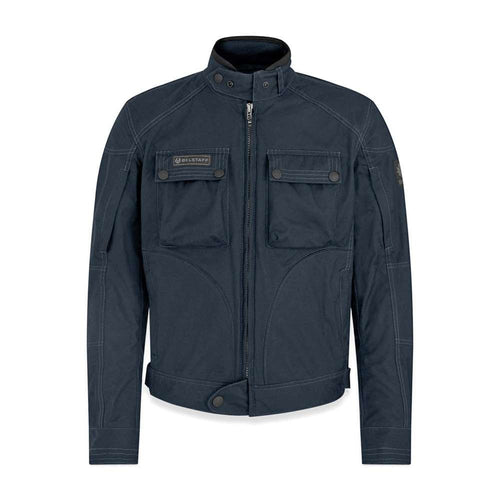 BELSTAFF GREENSTREET BLOUSON JACKET - DARK NAVY