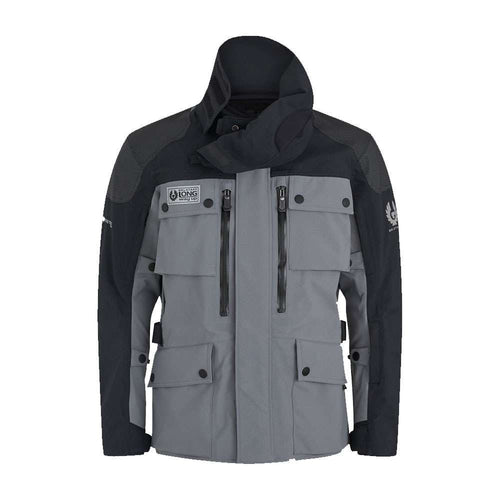 BELSTAFF LONG WAY UP GORE-TEX PRO JACKET - GREY