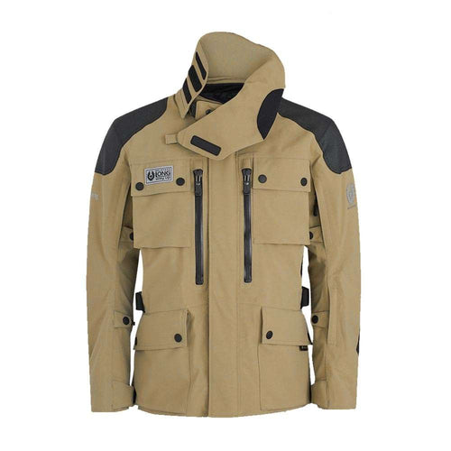 BELSTAFF LONG WAY UP GORE-TEX PRO JACKET - SAND