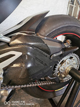 CARBON2RACE DUCATI PANIGALE 1199/1299 CARBON FIBER REAR HUGGER SHORT