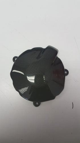 CARBON2RACE KAWASAKI ZX-6R 2009-2019 CARBON FIBER ALTERNATOR COVER